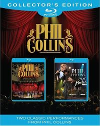 Cover Phil Collins - Going Back - Live At Roseland Ballroom, NYC / Live At Montreux 2004 [DVD]
